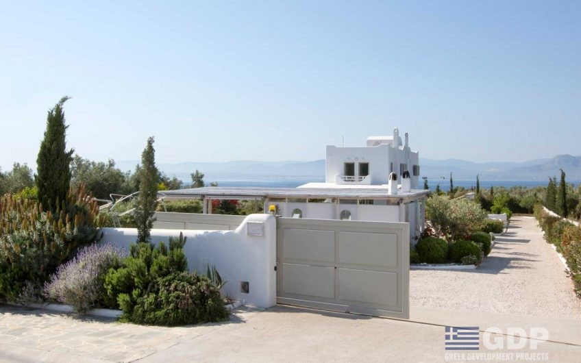 Villa Loutraki – luxury villa rentals in Greece