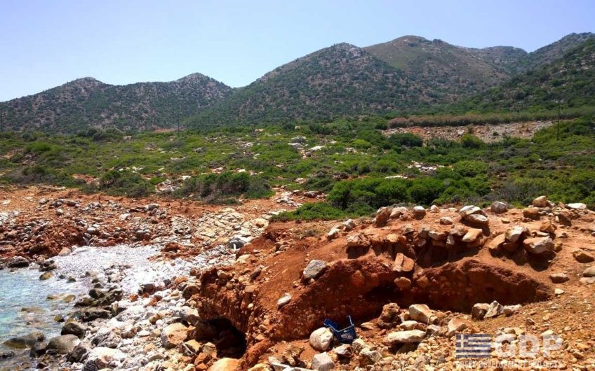 Plot 8 ha for sale in Crete, Rethymnon prefecture