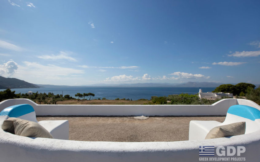 Small Villa in Loutraki for rent and vacations