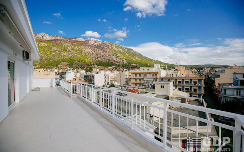 Spacious apartment for sale in Loutraki, Greece