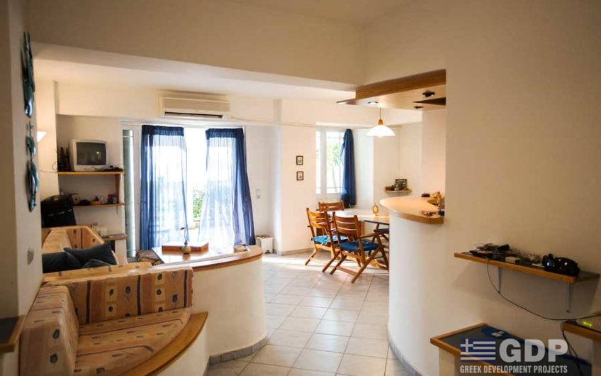 Apartment for sale in Loutraki, Greece.