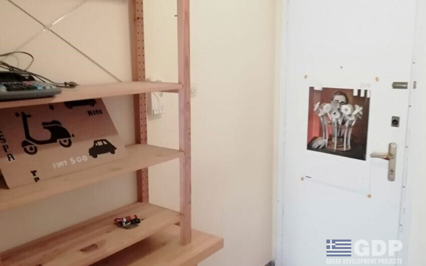 Apartment for sale in central Athens