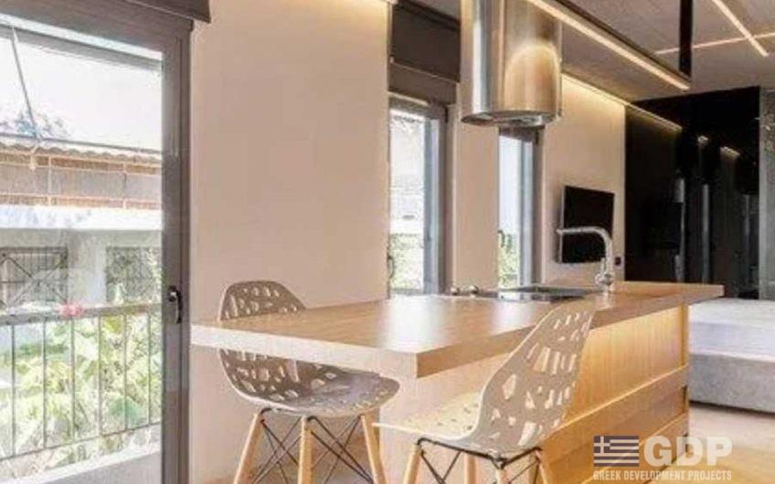 Studio for sale in luxurious Athens suburb Kavouri