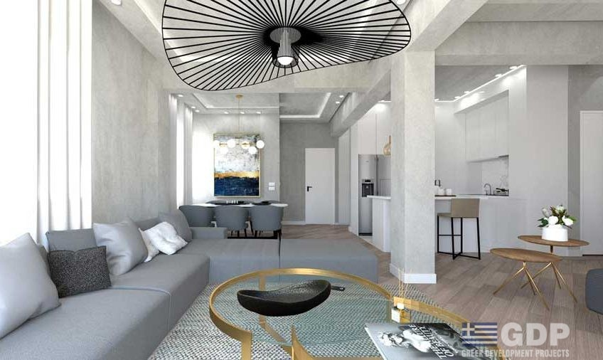 2 bedroom apartment on sale in Athens, Greece