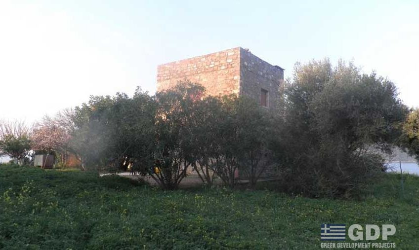 Plot of land on sale in Peloponnese, Greece (seafront)